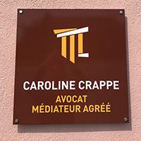 Maître Caroline CRAPPE